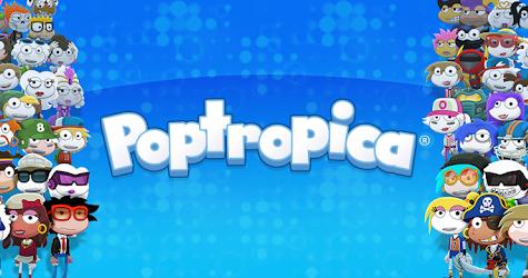 My Top 5 Poptropica Islands